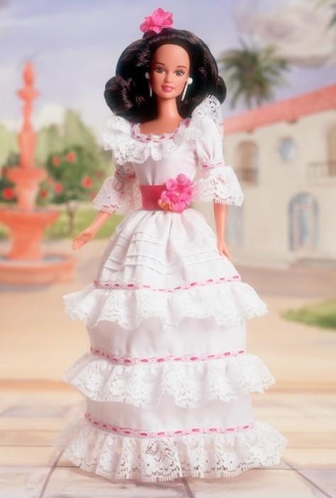 Puerto Rican Barbie Doll