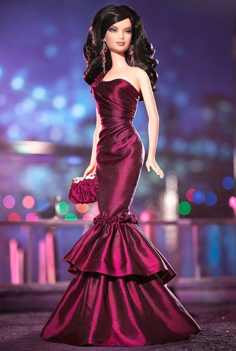 Rhapsody in New York Barbie Doll
