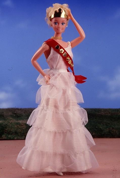 Royal U.K. Barbie Doll