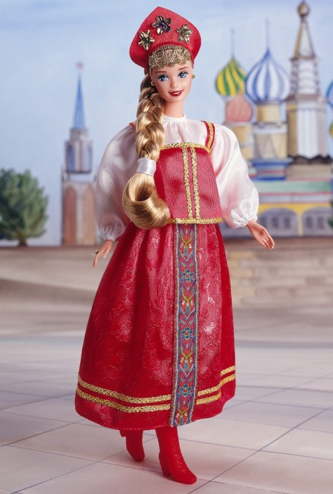 Russian Barbie Doll 2nd Edition
