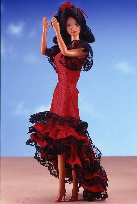 Spanish Barbie Doll 1st Edition