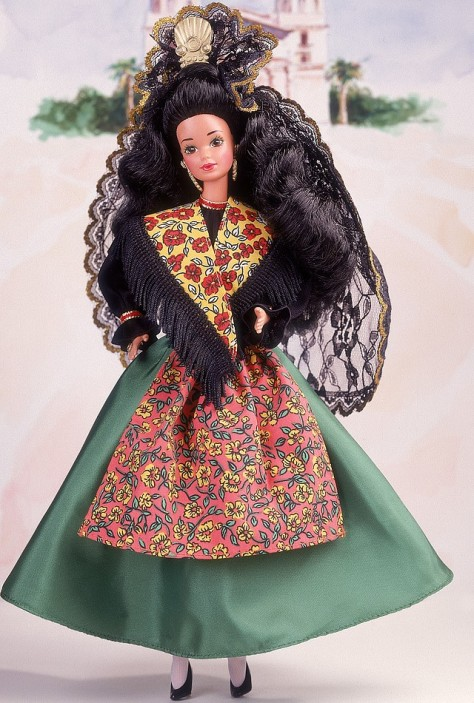 Spanish Barbie Doll 2nd Edition