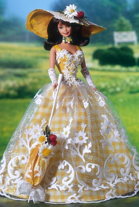 Summer Splendor Barbie Doll