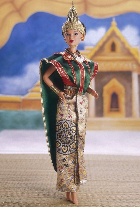Thai Barbie Doll