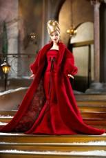 Winter Concert Barbie Doll