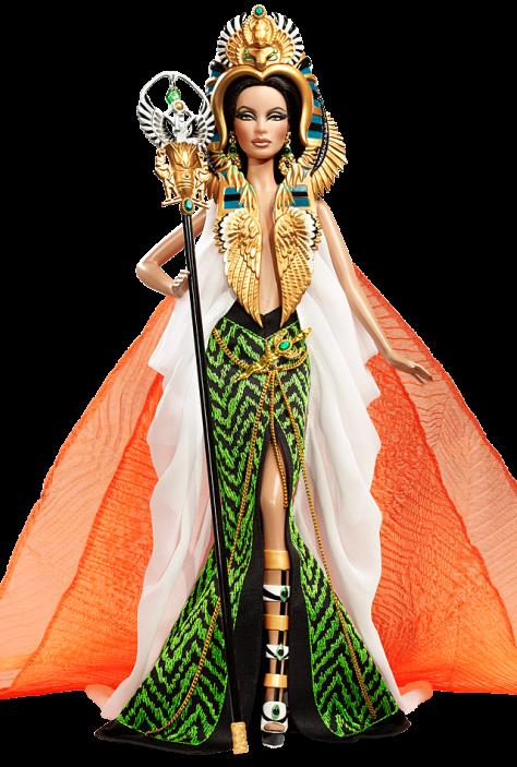 Barbie Doll as Cleopatra