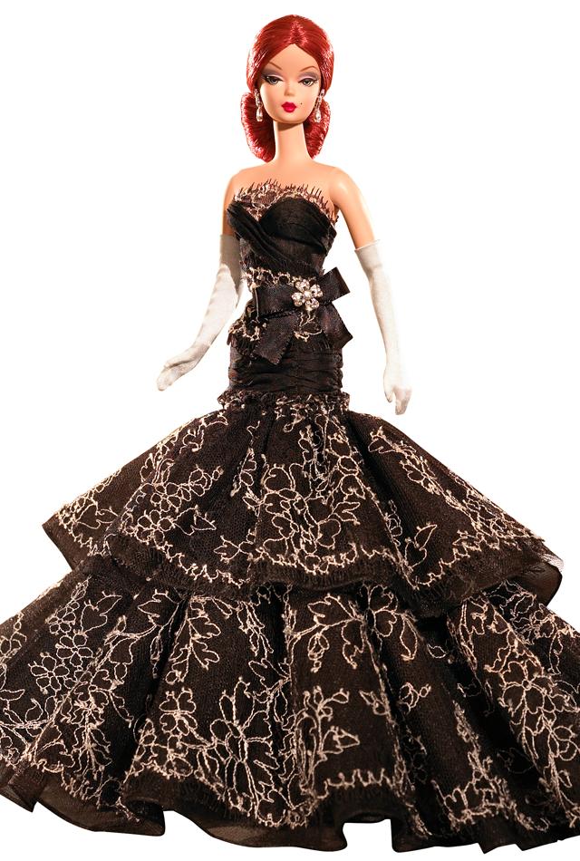 Dahlia Barbie Doll
