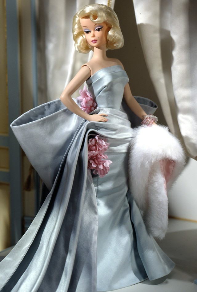 Delphine Barbie Doll