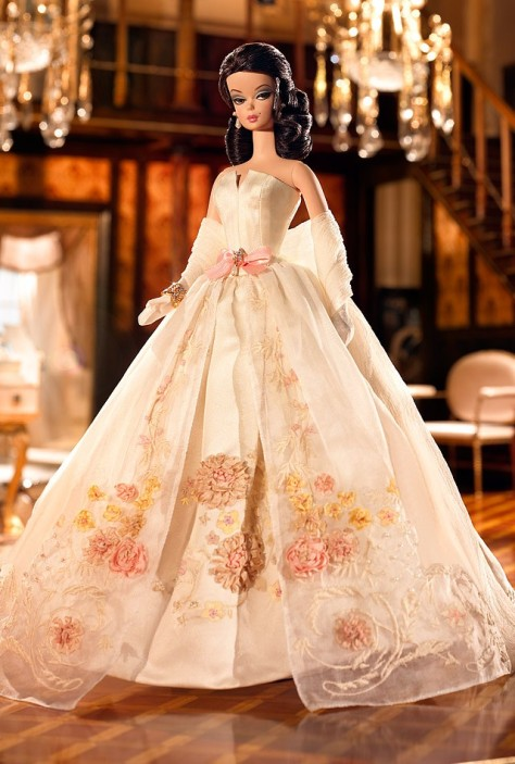 Lady of the Manor Barbie Doll