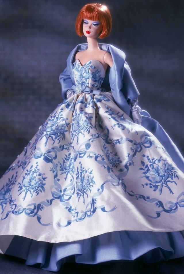 Provencale Barbie Doll