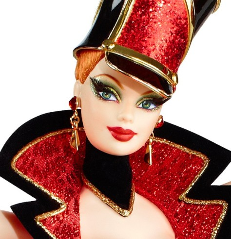 Bob Mackie Circus Barbie Doll