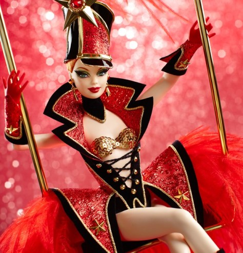 Bob Mackie Circus Barbie Doll