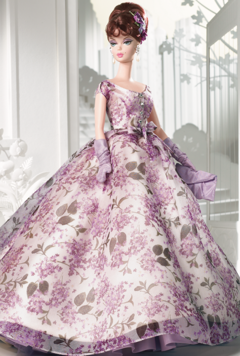 Violette Barbie Doll