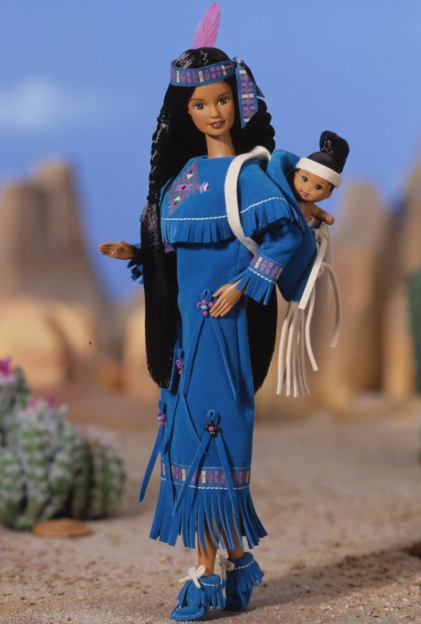 American Indian Barbie Doll #2