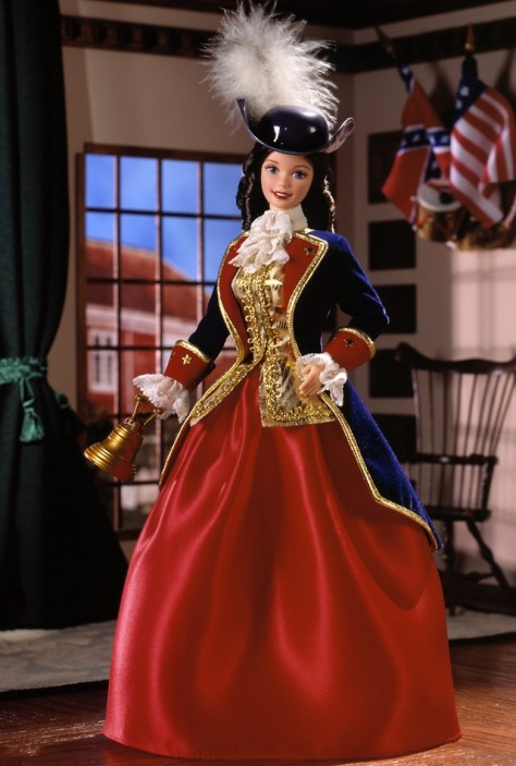 Patriot Barbie Doll