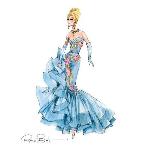 Tribute Barbie Doll