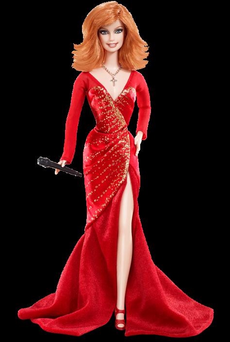 Reba McEntire Doll