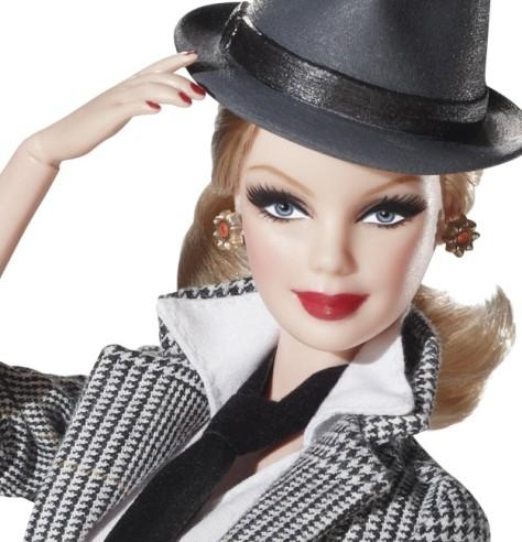 Sinatra Barbie Doll