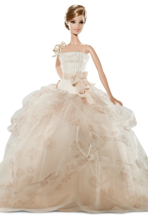 Vera Wang Bride The Traditionalist Barbie Doll