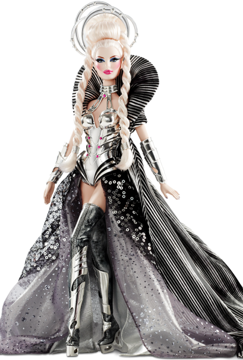 Goddess of the Galaxy Barbie Doll
