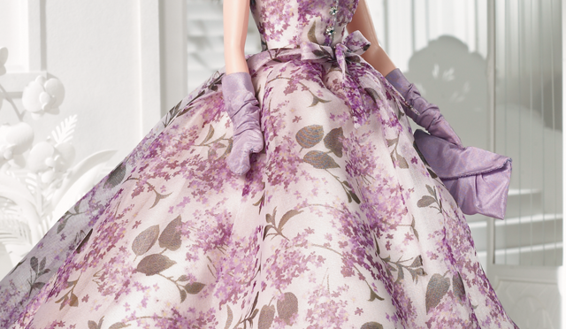 Violette Barbie Doll, una muñeca inolvidable