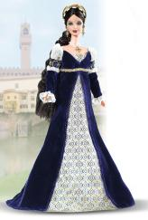 Princess of the Renaissance Barbie doll - Dolls of the World: the Princess Collection