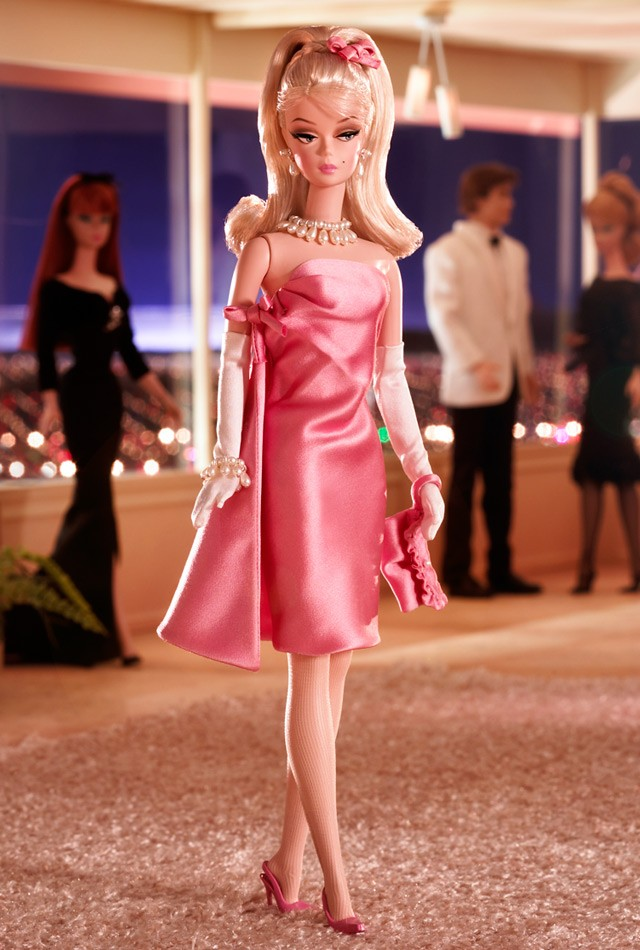 Movie Mixer Barbie Doll