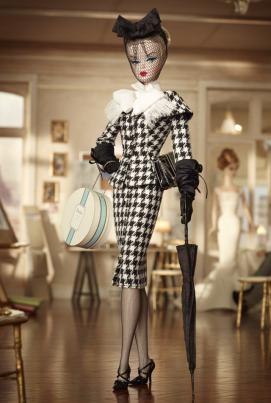 Walking Suit Barbie Doll