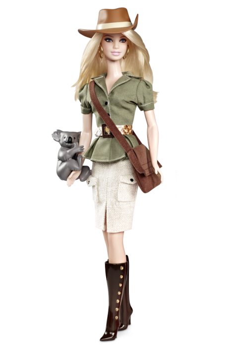 Australia Barbie Doll