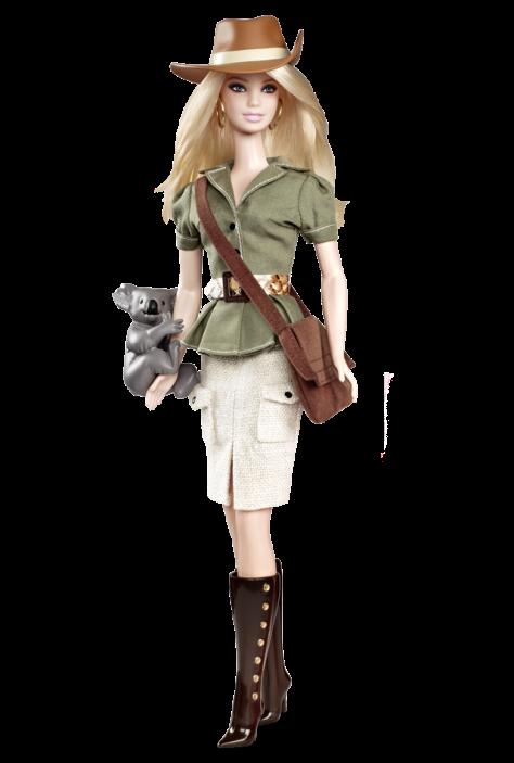 Australia Barbie Doll