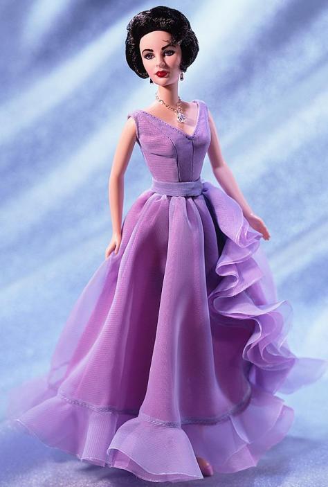 The Elizabeth Taylor Doll
