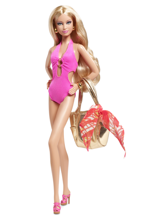 Barbie Basics Model No. 04 — Collection 003