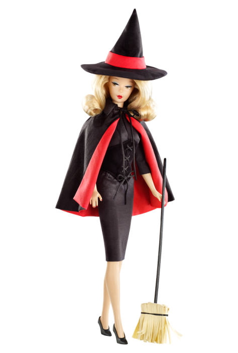 Bewitched Barbie Doll