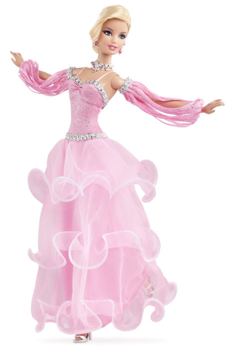 Dancing with the Stars Waltz Barbie Doll