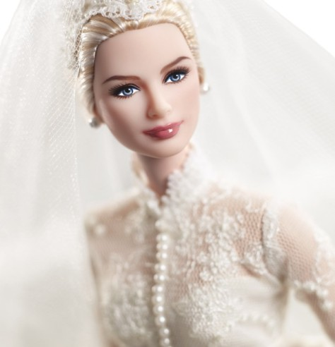 Grace Kelly The Bride Doll