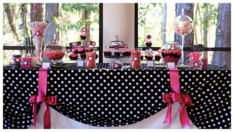 Barbie Birthday Party | Una vitrina llena de tesoros (Barbie blog)