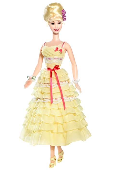 Grease Frenchy Barbie Doll (Dance Off)