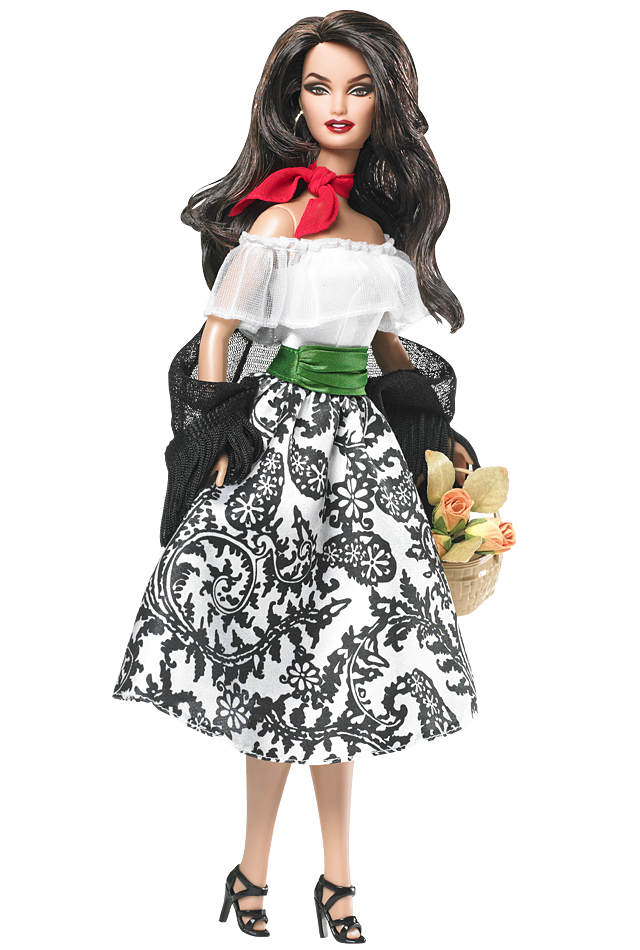Italy Barbie Doll