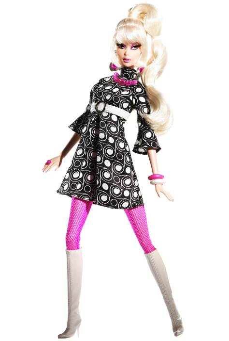 Pop Life Barbie Doll