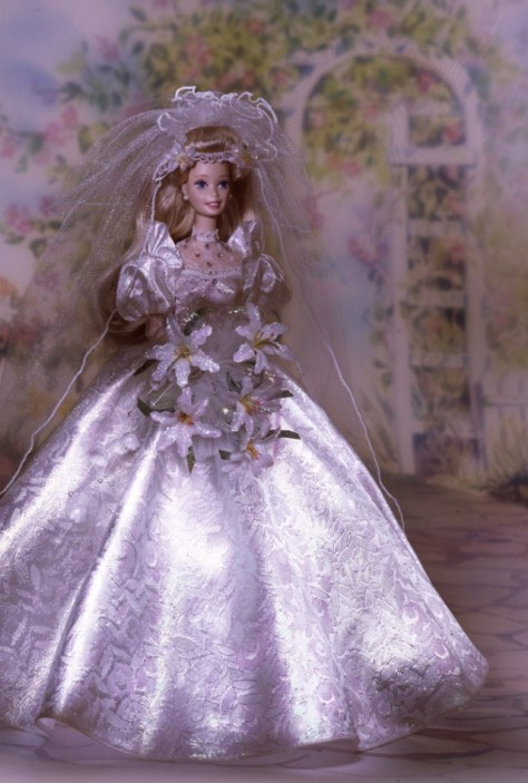 Star Lily Bride Barbie Doll