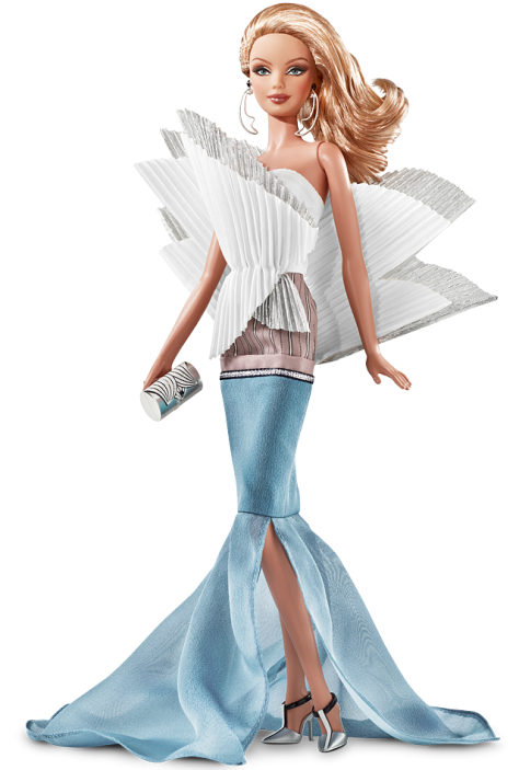 Sydney Opera House Barbie Doll