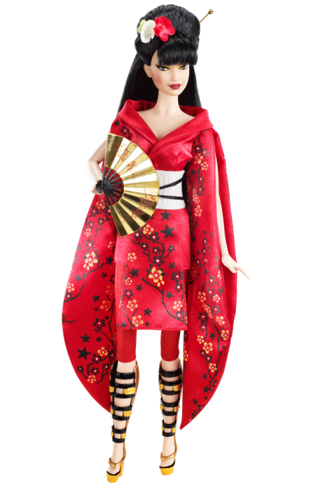 Japan Barbie Doll