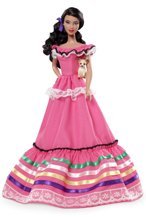 Mexico Barbie Doll