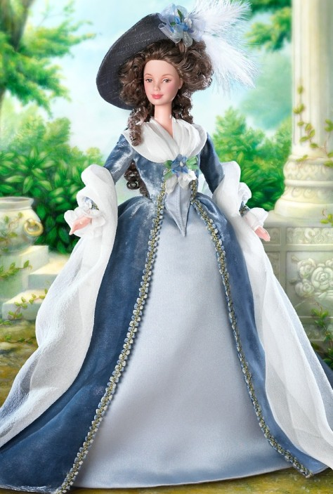 Duchess Emma Barbie Doll