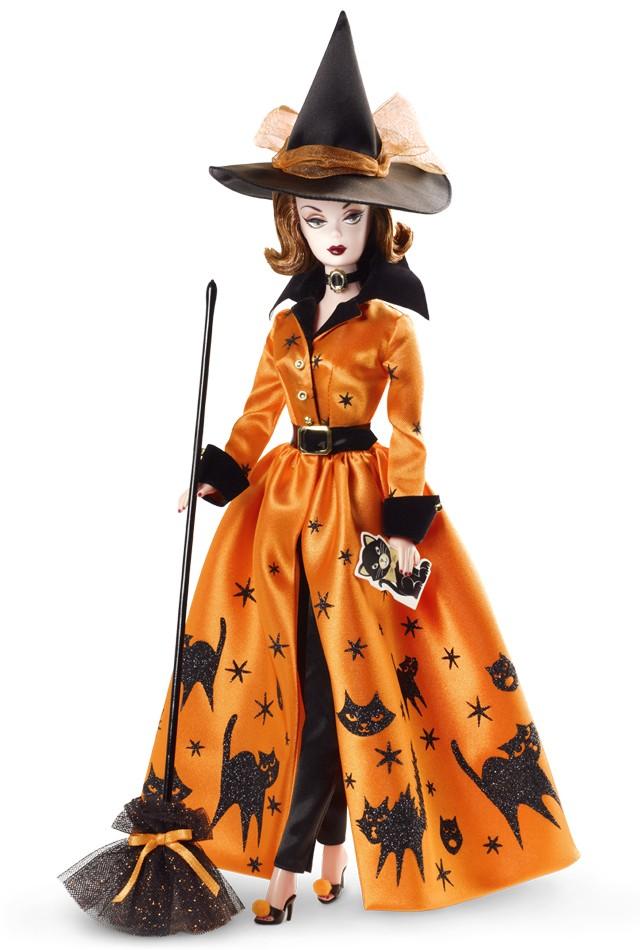 Halloween Haunt Barbie Doll