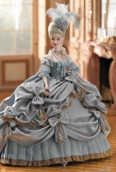 Marie Antoinette Barbie Doll