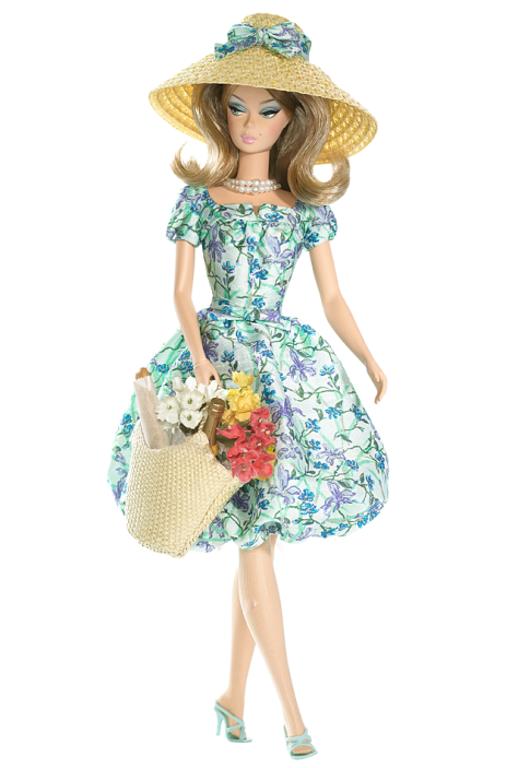 Market Day Barbie Doll