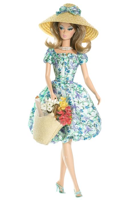 Market Day Barbie Doll