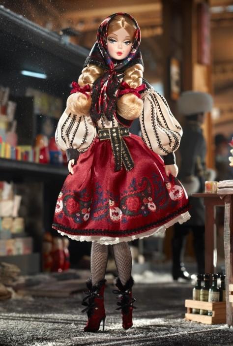 Mila Barbie Doll
