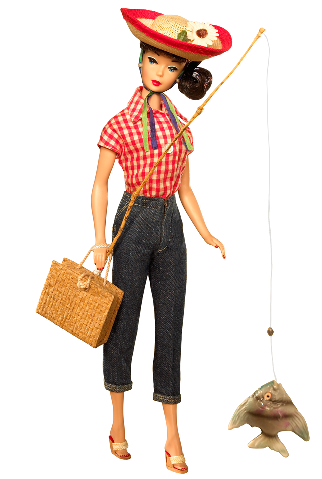 Picnic Set Barbie Doll